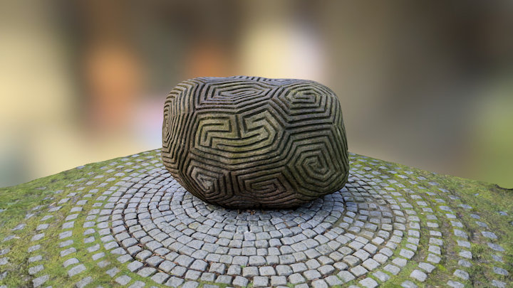 Grove by Peter Randall-Page, 2011 3D Model