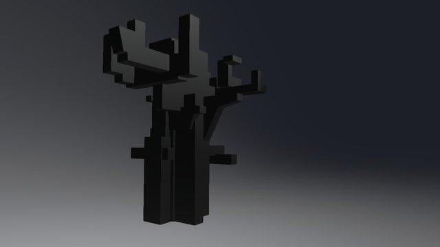 Arbremojo Croquis 3D Model