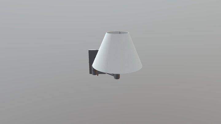 Wall lamp1 3D Model