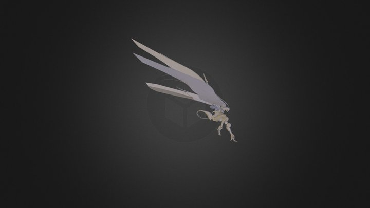 Battle2 3D Model