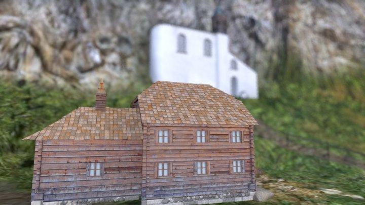 Falkenstein 3D Model