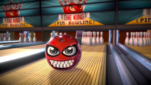 TheKingPin_GameScene.unity 3D Model