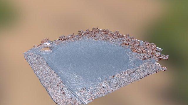 Balmain Rec Ground 3D Model