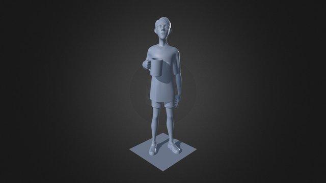 Troll2 - Arnold WIP 3D Model