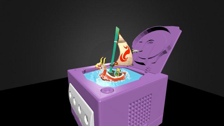 Zelda : Wind Waker (Gamecube) Final 3D Model