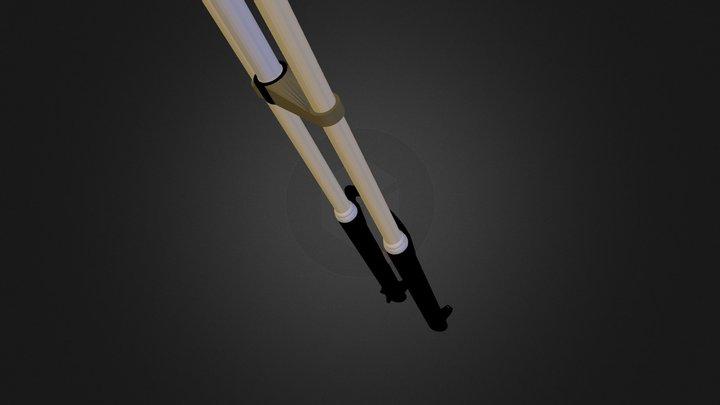 Foxa 3D Model