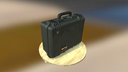Pelican Case - 3D Scanning demonstration 3D Model