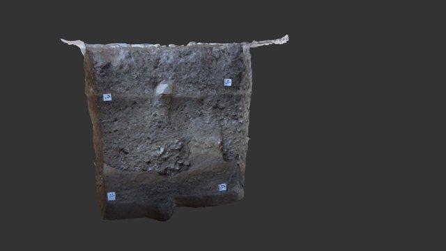 Section T19 - Vila Franca do Campo (Portugal) 3D Model
