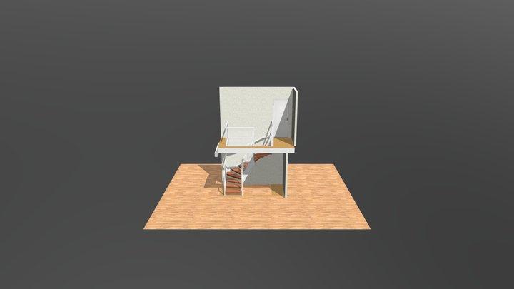 87219 3D Model