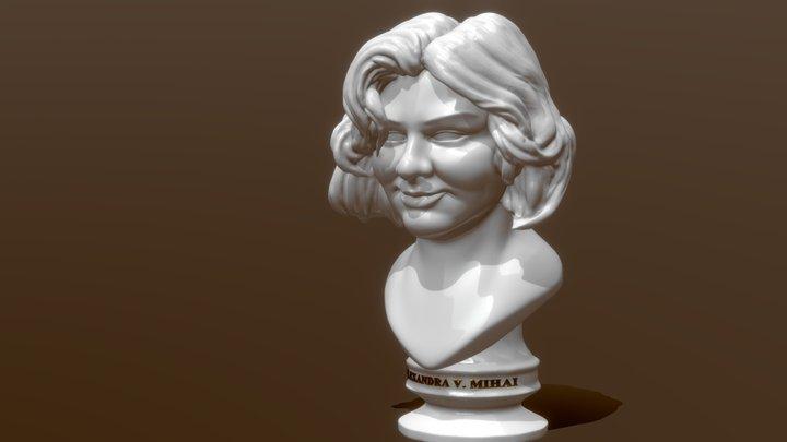 ALEXANDRA VALENTIN MIHAI 3D Model
