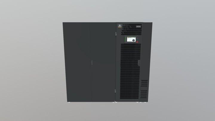 Liebert® EXM™ UPS 50-250kVA, 480V 3D Model