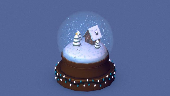 Winter Globe (Switcharoo Jam) 3D Model