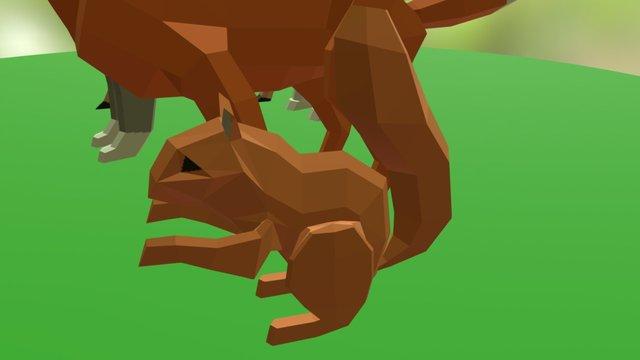 ANIMALS PACK LP 3D Model