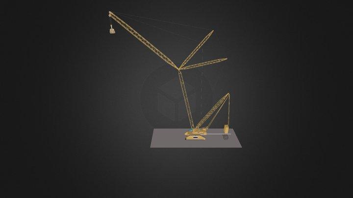 RxCrawler 3D Model