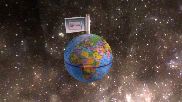 Erde / Earth_01 3D Model