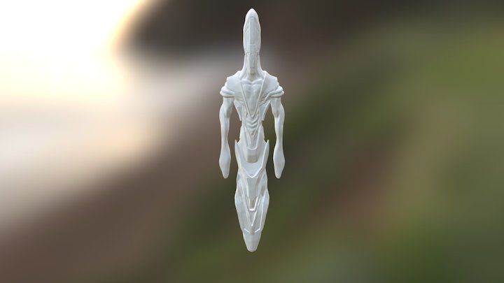 Zbrush MODEL1 3D Model