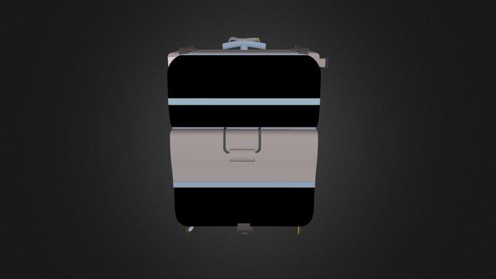 KIT_LUGGAGE 3D Model
