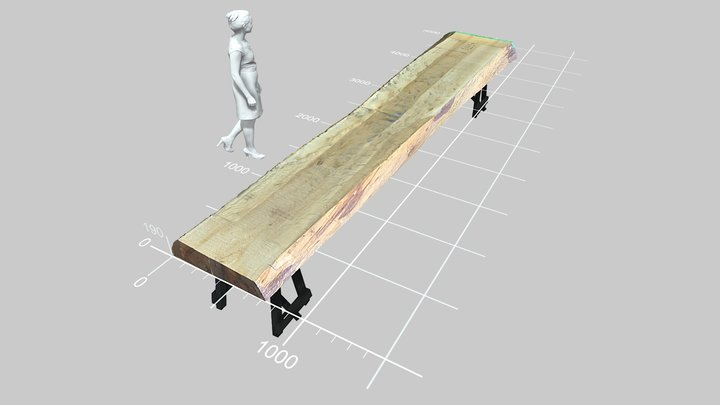 B4 3D Model