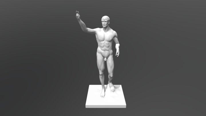 Augustus Of Prima Porta 3D Model
