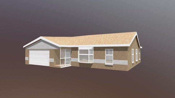 Med house 2 3D Model