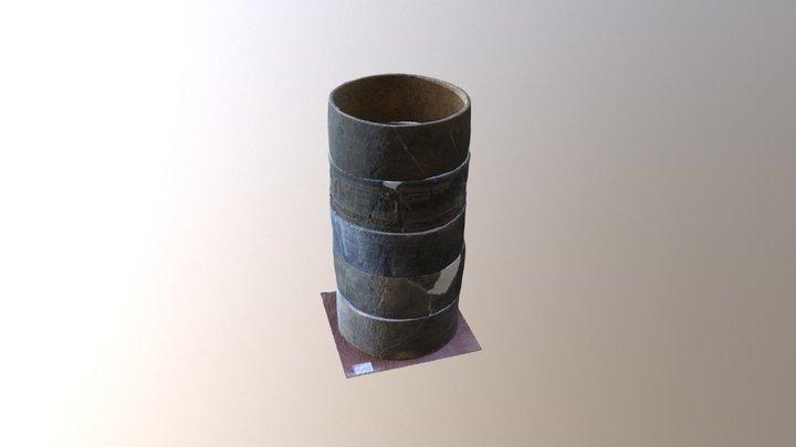 Han dynasty well 3D Model