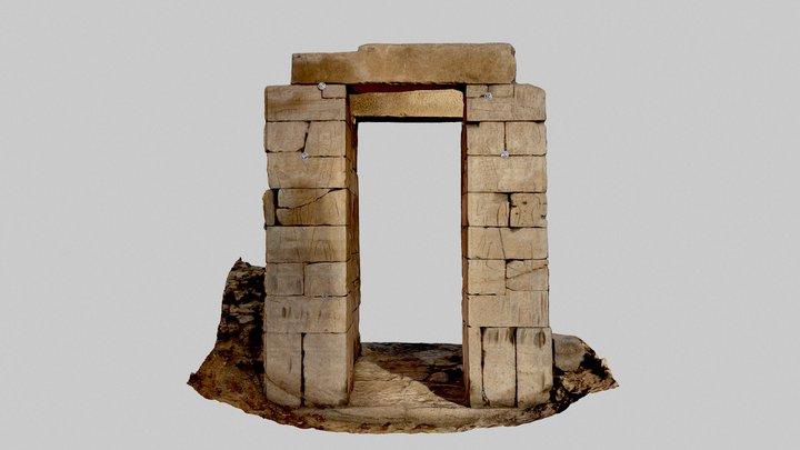 chapelle 3D Model