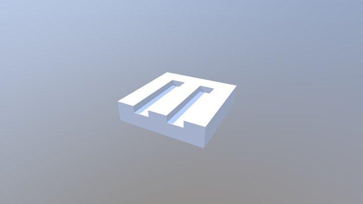 S Mattone Velino M 3D Model