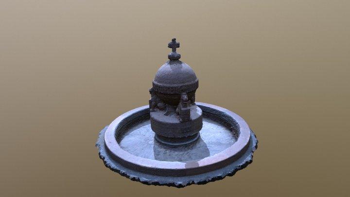 Székesfehérvári Országalma 3D Model