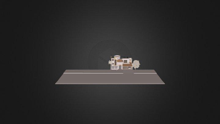 JARDINES DEL SOL 01 A 3D Model