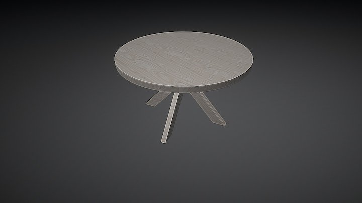 MESA 02 3D Model
