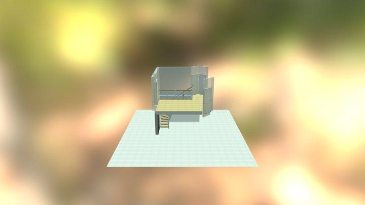 Asplund-Harju L-Glas 3D Model