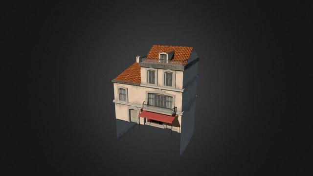 House_Market 3D Model