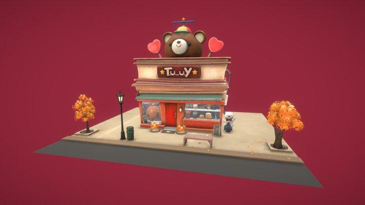 Toy Shop (TuwuY) 3D Model