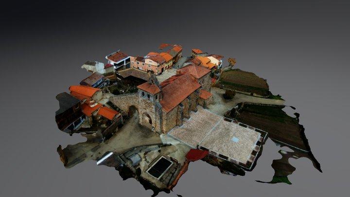 2016-04-10 Ayoó Iglesia 3d 1st 3D Model