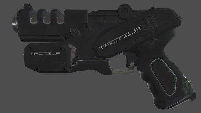 Tactila Magnum 3D Model