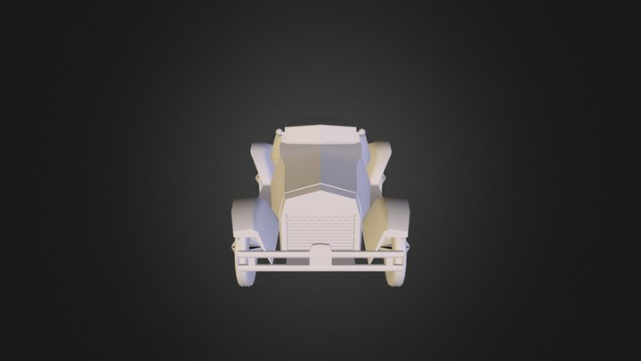 581680 Cordoba Sergio Mod Vehiculo 3D Model