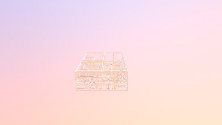 Qr Code Adriano Hidro 3D Model