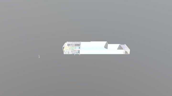 Drouin Primary School 3D Model