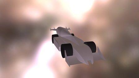 Full Car 3D Model