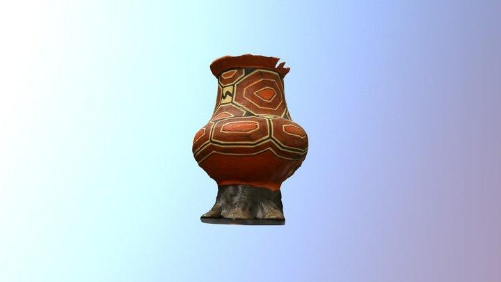 Tapir Foot Trial 3 (Fill Holes Watertight) 3D Model