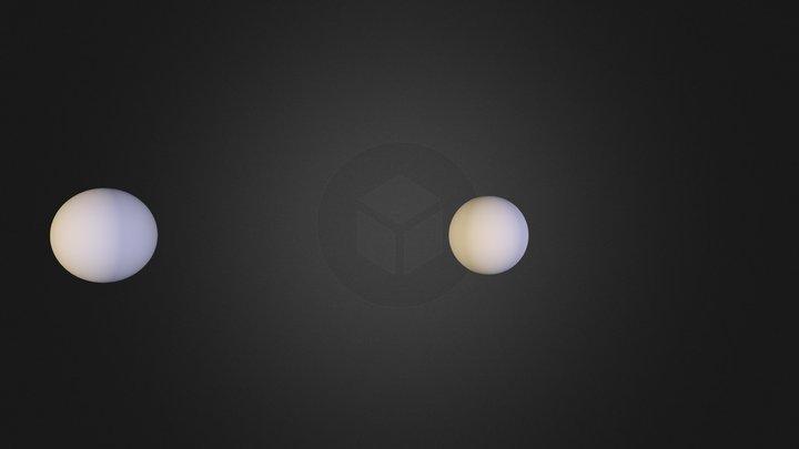 Solar Sys V2 3D Model