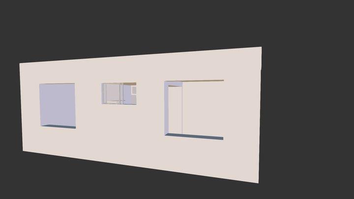 Teste Apartamento Copacabana 3D Model