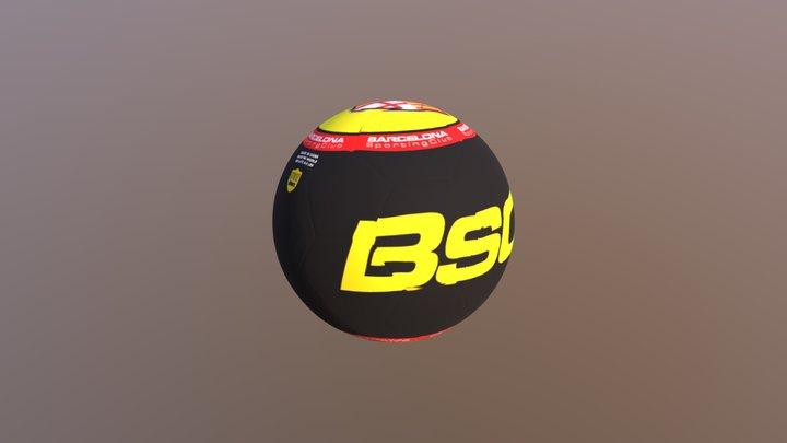 BALON NEGROFINAL 3D Model