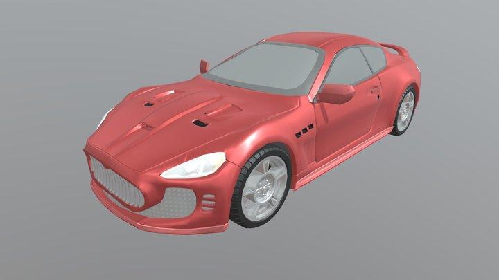 Maserati GT MC Stradale v1 3D Model