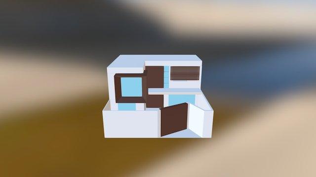 Nha Hung Yen 3D Model