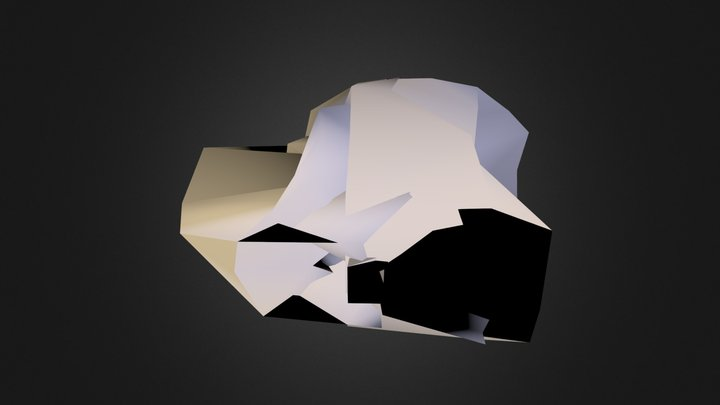 xox 3D Model