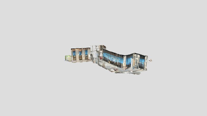 or-7300_vestibulo 3D Model