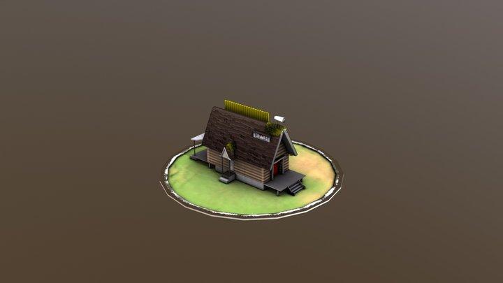 Mystery Shack 3D Model