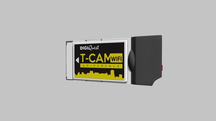 Cam 3D Model