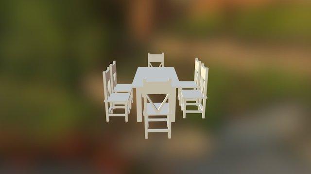 TUGAS YOYON SUGIYONO 3D Model
